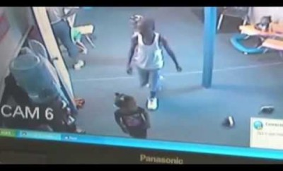 9 Year Old Boy Punches Toddler Multiple Times: Shocking CCTV Footage